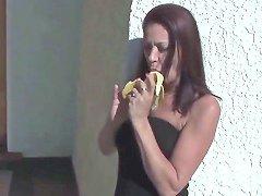 Sexy Mature Latina In Stockings Fucks A Runner