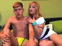 A Boy Whore For A Slutty Milf