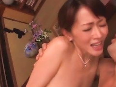 Cock Loving Japanese Housewife Loves Part1