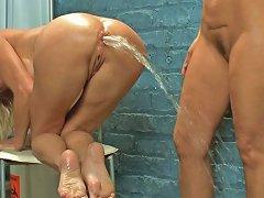 Crazy MILF Anal Porn Clip With Hottest Pornstars Syren De Mer And Mikki Lynn From Everythingbutt Hdzog Free Xxx Hd High Quality Sex Tube