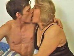 European Mature Milf Seducing A Young Boy To Fuck Her Upornia Com