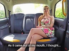 Fake Taxi Busty Sexy Redhead Loves Rough Backseat