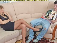 Slideshow With Finnish Captions Mom Helena 1 Free Porn 9d