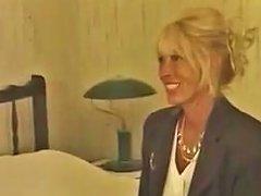 Une Vieille Blonde Avec Un Gigolo Upornia Com