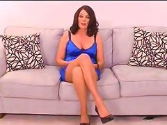 Pretty 60yr Mature Ready To Fuck Beautiful Cock