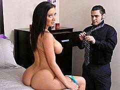 Horny Wife Cheats Her Asshole Husband