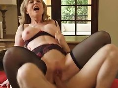 Hot Mother Wants A Young Boy
