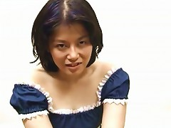 Miku Is A Horny Mature Japanese Babe