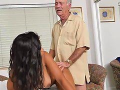 Teeny Black Ebony And Mature Tranny Old First Time Glenn Finishes The Job
