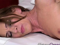 4 Vibrators Are Not Enough For These Big Boobs Hot Milf Moms