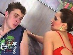 Milf Teaching Her Friend's Nephew Free Porn 7e Xhamster