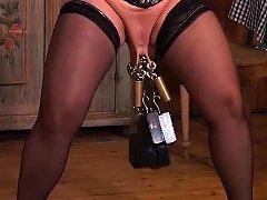Extreme German Mature Slave Nuvid