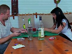 Poker Game Quickly Gets Hot And Horny Nuvid