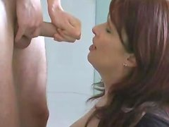 Horny Mother Fuckes With Her Friends Son